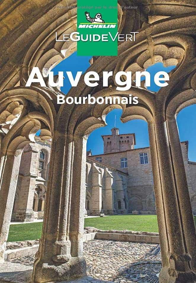 Le guide vert Auvergne