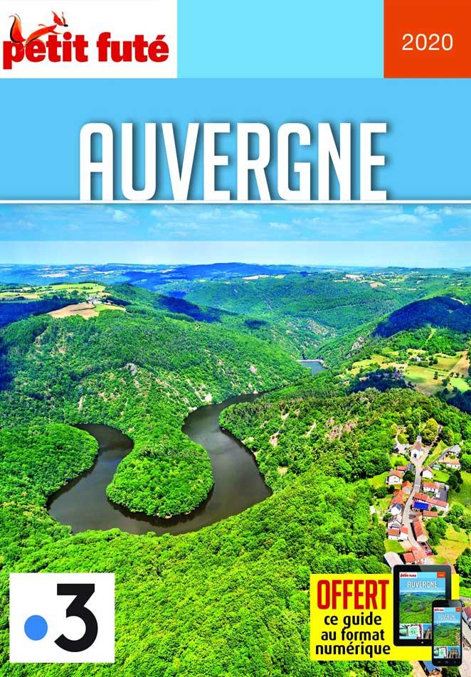 Guide Auvergne 2020 Petit Futé