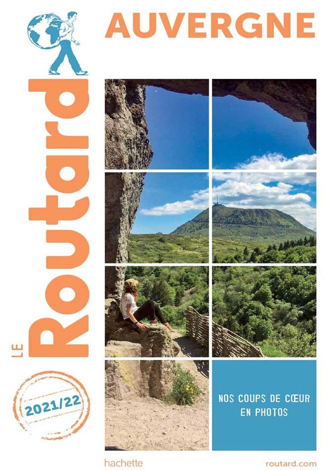 Guide du Routard Auvergne